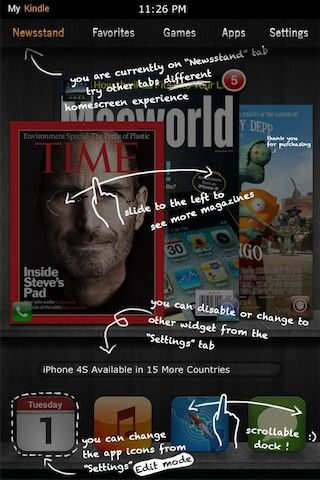 Download Kindle Fire for iPhone 1.1