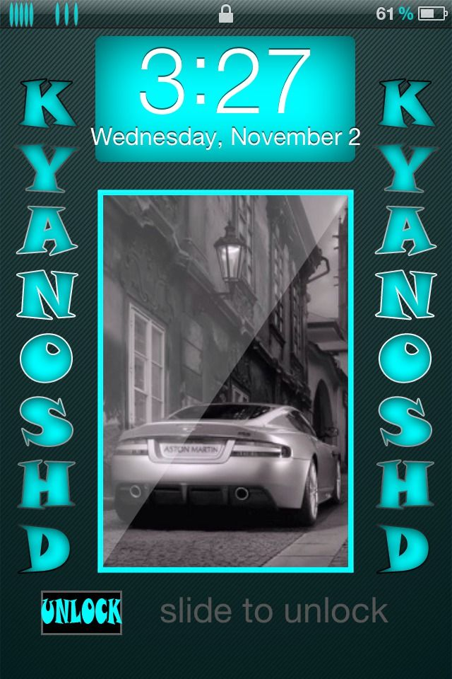 Download KyanosHD Theme for iOS 5 1.0