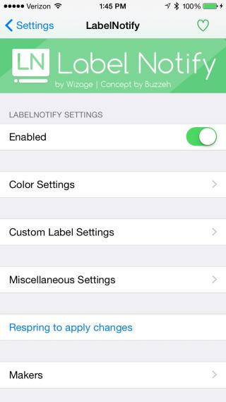 Download Label Notify 1.1.1