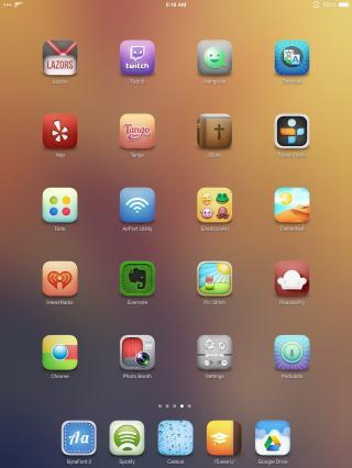 Download Laguna 3 for iOS 7 iPad 1.3.1