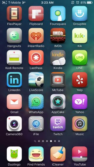 Download Laguna for iOS9 1.1