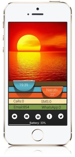 Download LBTheme - Sunset by dubailive 1.0