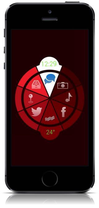 Download LBTheme The Wheel 1.0