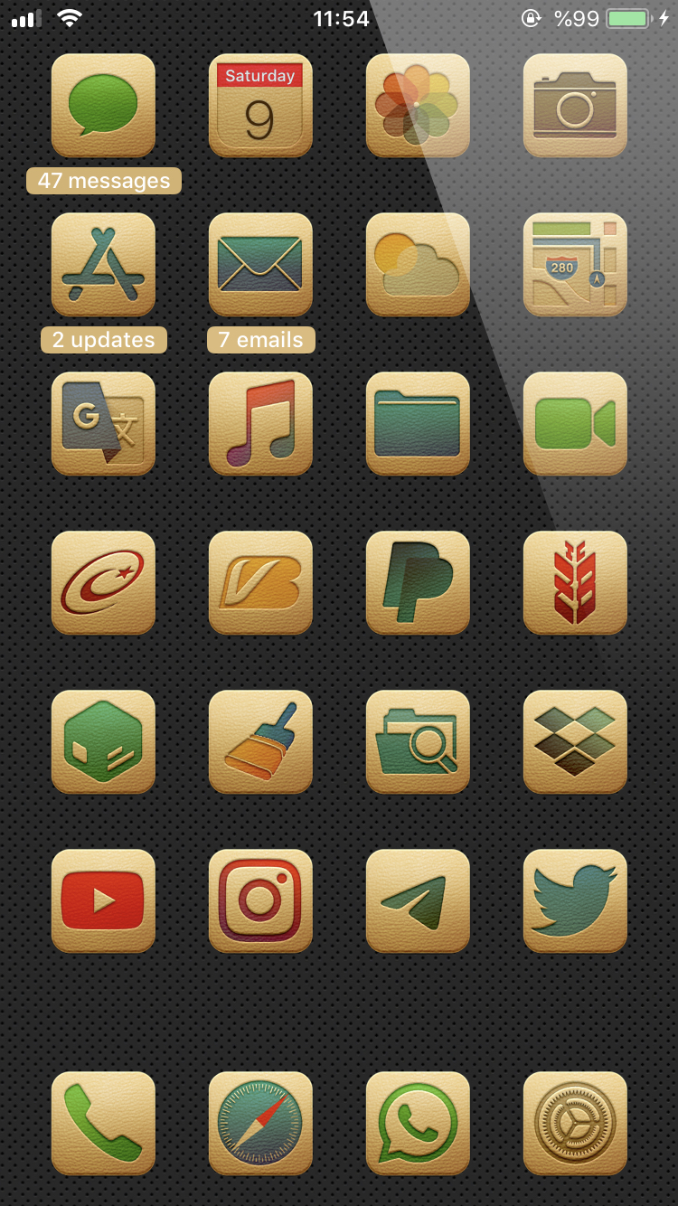 Download Leather 1.2.4