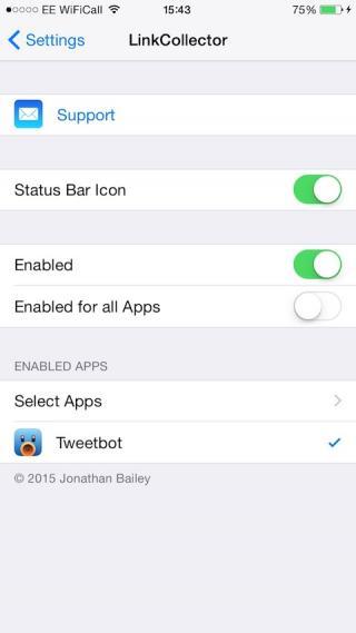 Download LinkCollector 0.0.2