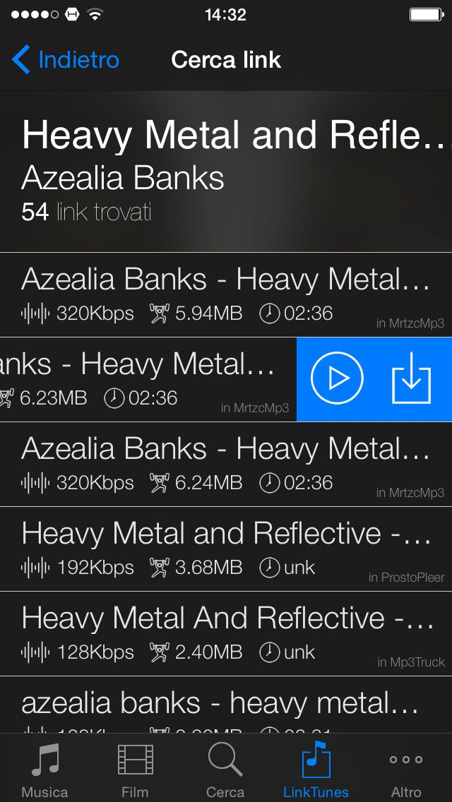 Download LinkTunes for iOS 8 1.4.5