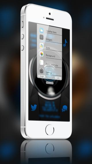Download LockBuilder For iOS7 Cydget 1.4
