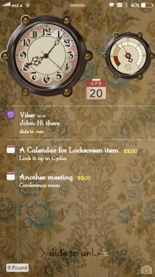 Download LockClock Antique 1.1.0-1