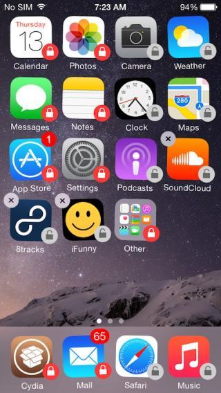 Download Lockdown Pro iOS 8+ 1.0