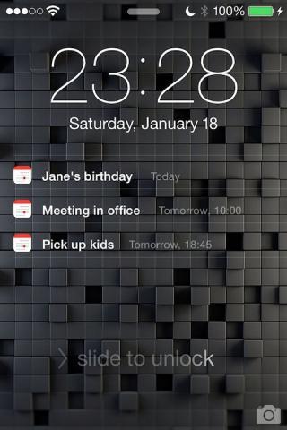 Download Calendar for Lockscreen 1.5.0-72