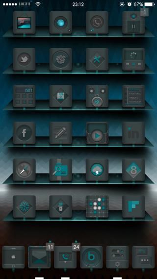 Download LUCATI SE8 CYAN 1.0
