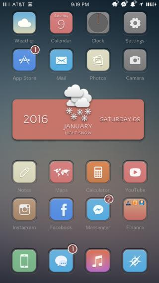 Download Lucid IconGlow 1.0
