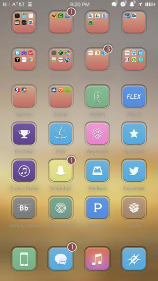 Download Lucid IconInnerGlow 1.0