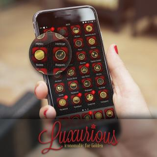 Download Luxurious IconO Red Version 1.0
