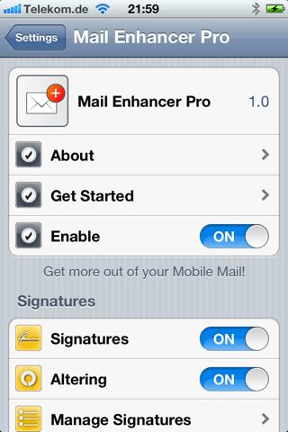 Download Mail Enhancer Pro 1.2-3