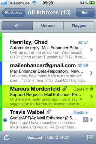 Download Mail Enhancer Pro iOS 7 3.0.1-1