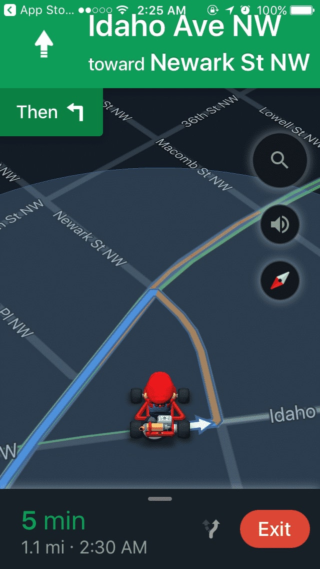 Download MarioMaps (for Google Maps) 1.0-4+debug