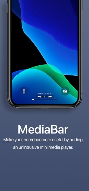 Download MediaBar 1.1