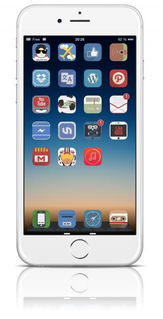 Download Mel Classic Dock Ip6 plus 1.2