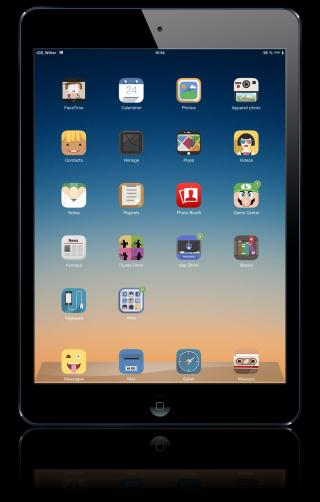 Download Mel ClassicFolder for iPad 1.0