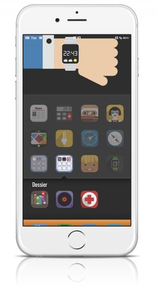 Download Mel ClassicFolder for iPhone 6 plus 1.0