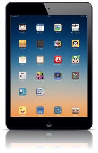 Download Mel iconomatic for iPad 1.1