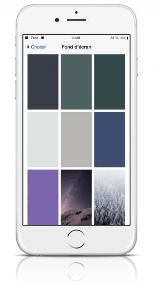 Download Mel iOS 9 Wallpaper iPhone 6 1.0