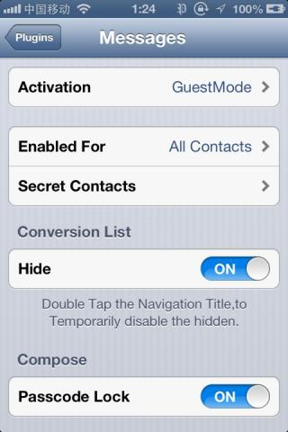 Download Messages Plugin For iPrivacy 1.0-2