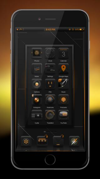 Download Midn1ght 10 Orange 1.0