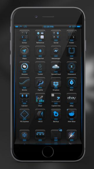 Download Midn1ght 9 Blue 1.0