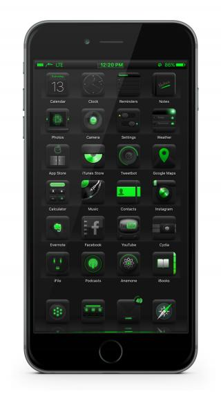 Download Midn1ght 9 Green 1.0