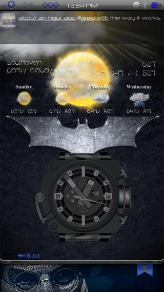 Download miLock Clock i4 1.0