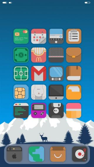 Download Mint 2  WinterBoard Only 1.0