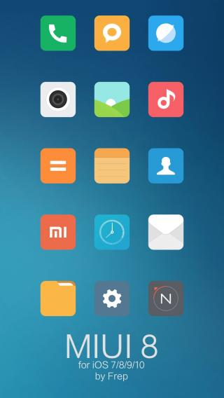 Download MIUI 8 1.0