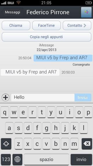 Download MIUI v5 1.6