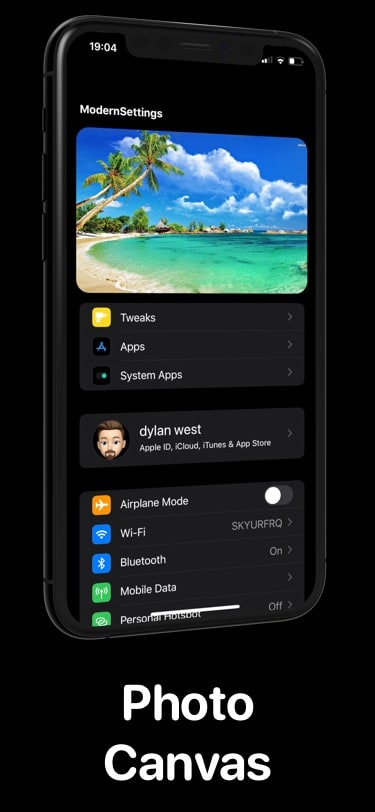 Download ModernSettings 1.1
