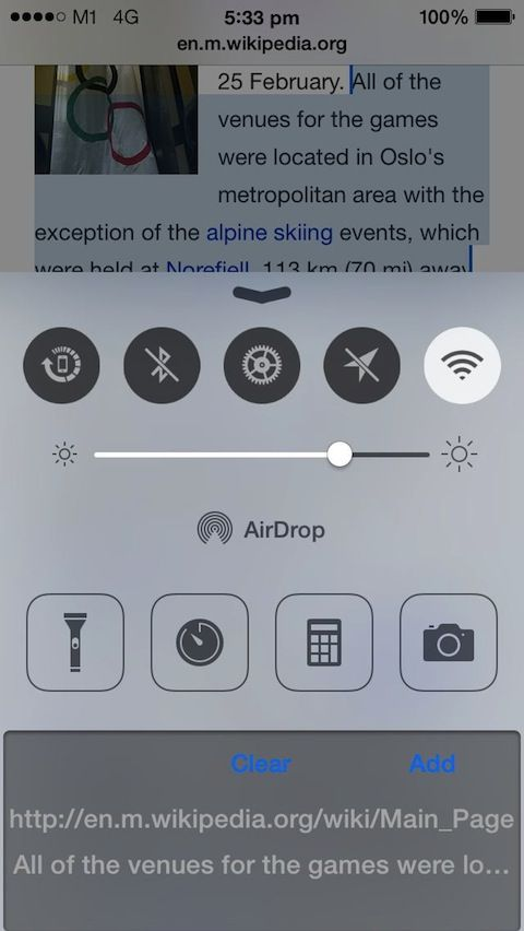 Download MultiClips Widget for iOS7 1.0.0-79