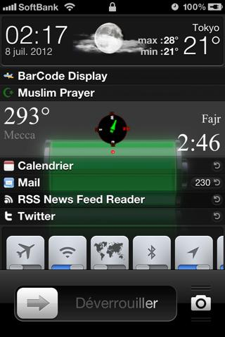 Download Muslim Prayer LockInfo Plugin 1.0