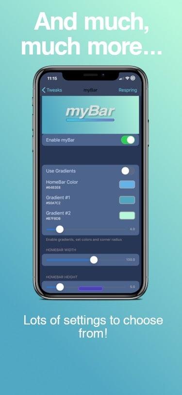 Download myBar 1.0
