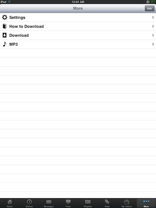 Download MyMobileTube Pro 0.9.1