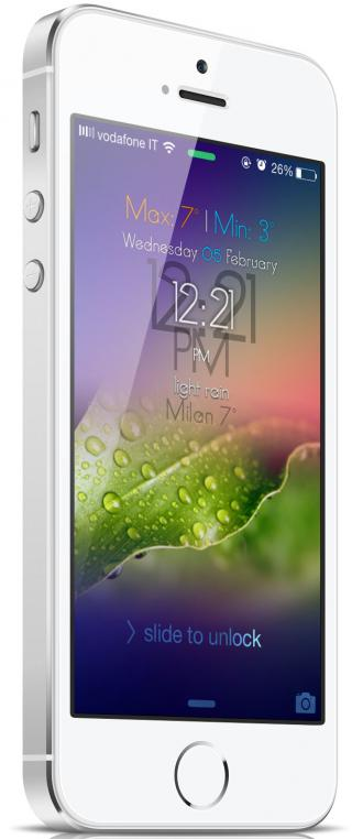 Download myShady GroovyLock Widgets iP4 1.0