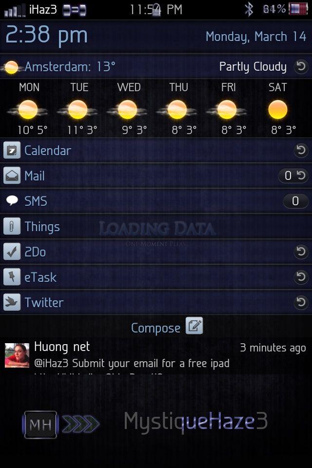 Download MystiqueHaz3 HD iPhone 1.2a