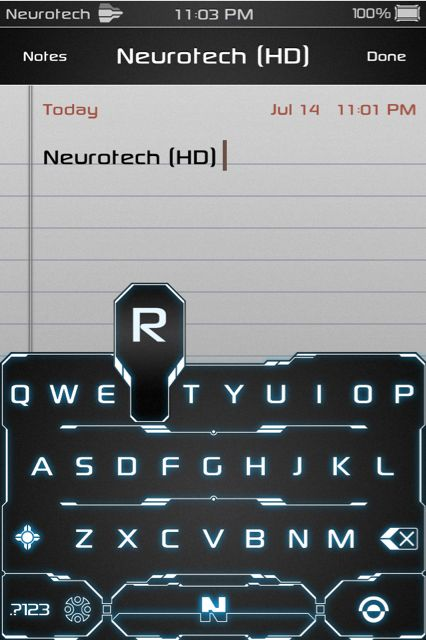 Download Neurotech ColorKeyboard 2.1