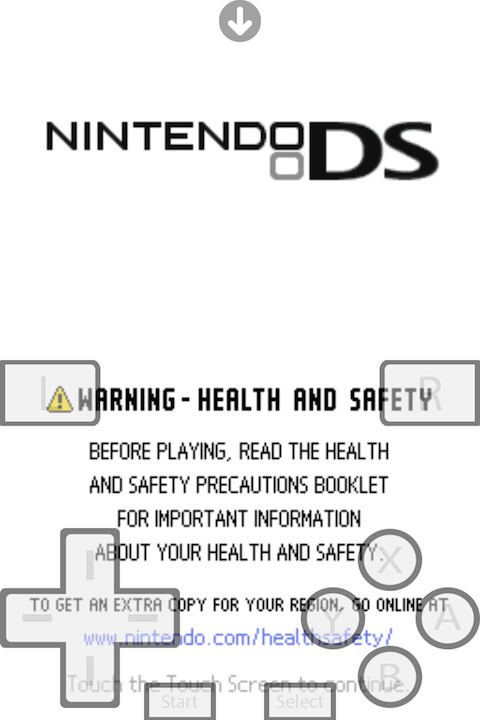 Download nds4ios (Stable) 2.0-308
