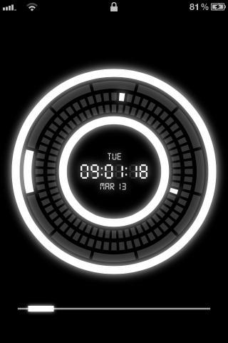 Download Neon LS Clock HD 2.0