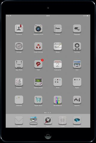 Download NeR0 White Edition For iPad 1.0