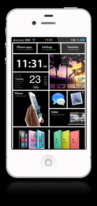 Download NewOS Dark i4 1.0