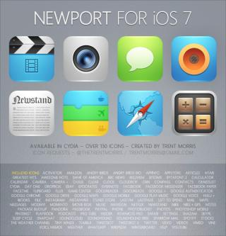 Download Newport for iOS7 1.0