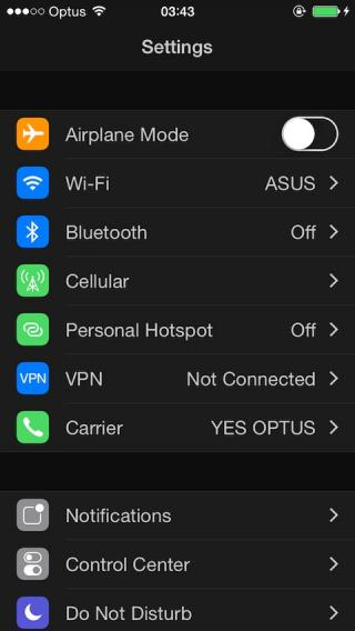 Download Nightmode8 (iOS 8) 2.6.1-1