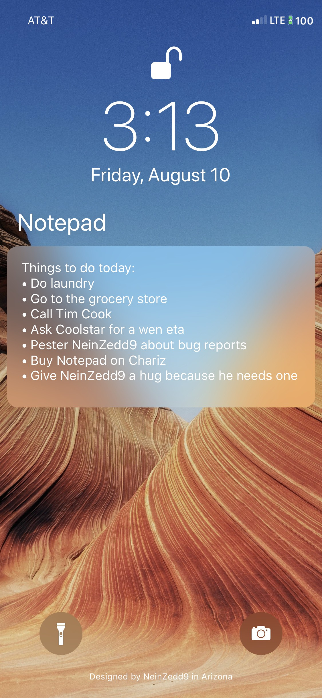 Download Notepad 1.2.0